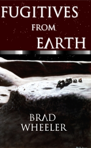 Fugitives from Earth Front Cover
